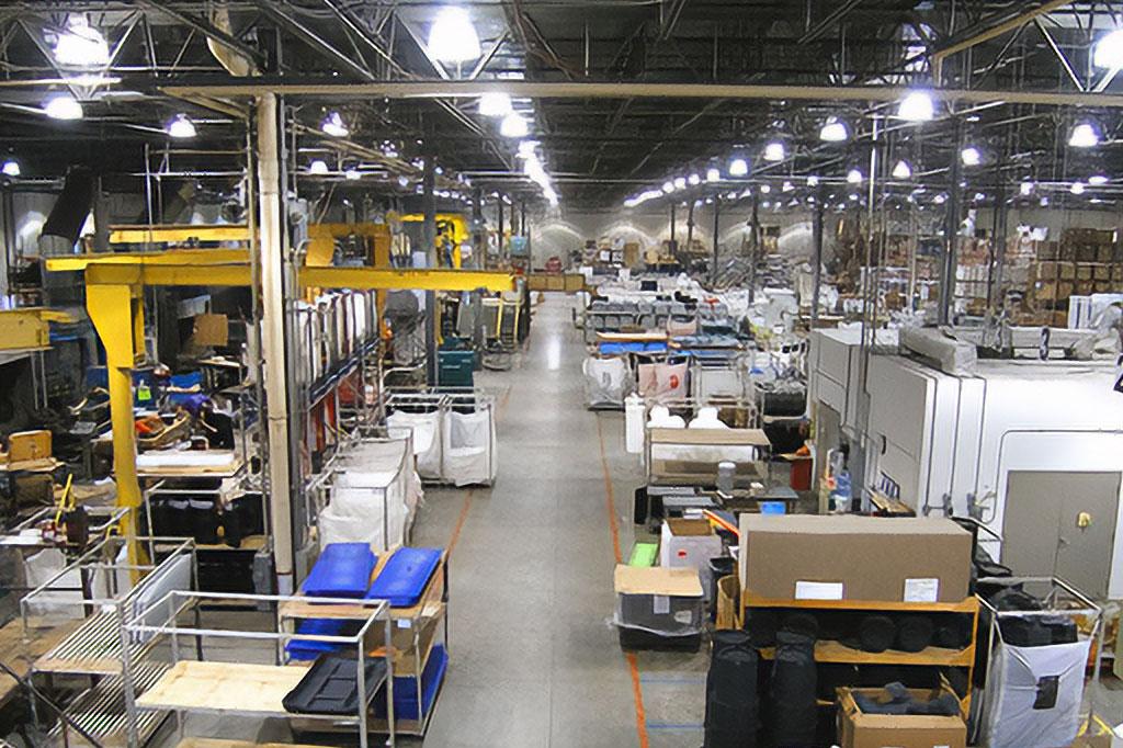 Trilogy Plastics Warehouse