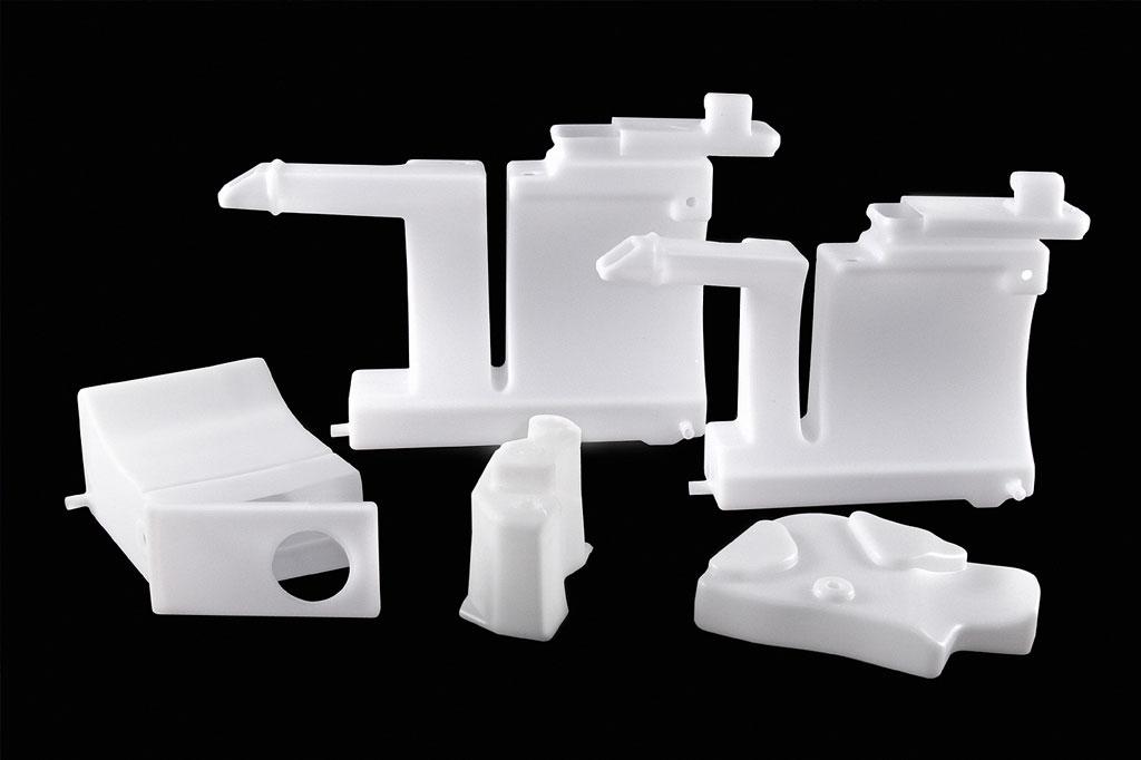 Trilogy Plastics products